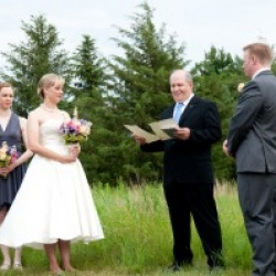 Wedding Officiant Gallery Image 1